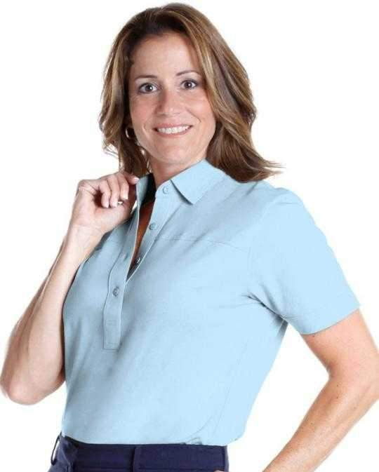 Shirts,Leon Levin,Leon Levin Basic Short Sleeved Golf Shirt,the-ladies-pro-shop-2,ladiesproshop