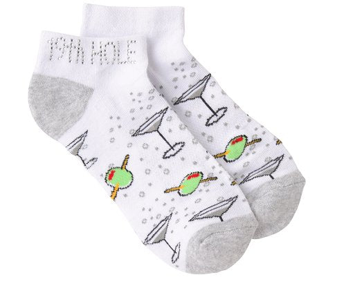the-ladies-pro-shop-2,KBell  19th Hole Footie Socks,KBell,Socks