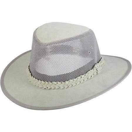 Dorfman Hat Bush Soaker Sun Hat with Mesh Sides-3 Colors - the-ladies-pro-shop-2