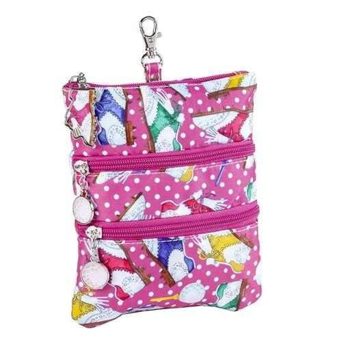 Purses,Sydney Love,Sydney Love Nu Shooz Accessory Pouch,the-ladies-pro-shop-2,ladiesproshop,ladiesgolf,golfclothes,ladiesgolfclothes,cutegolfclothes,womensgolfclothes,ladiesgolfclothing,womensgolfclothing