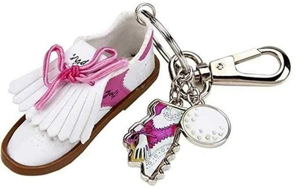 Gifts,Sydney Love,Sydney Love Golf Shoe Keychain,the-ladies-pro-shop-2,ladiesproshop,ladiesgolf,golfclothes,ladiesgolfclothes,cutegolfclothes,womensgolfclothes,ladiesgolfclothing,womensgolfclothing