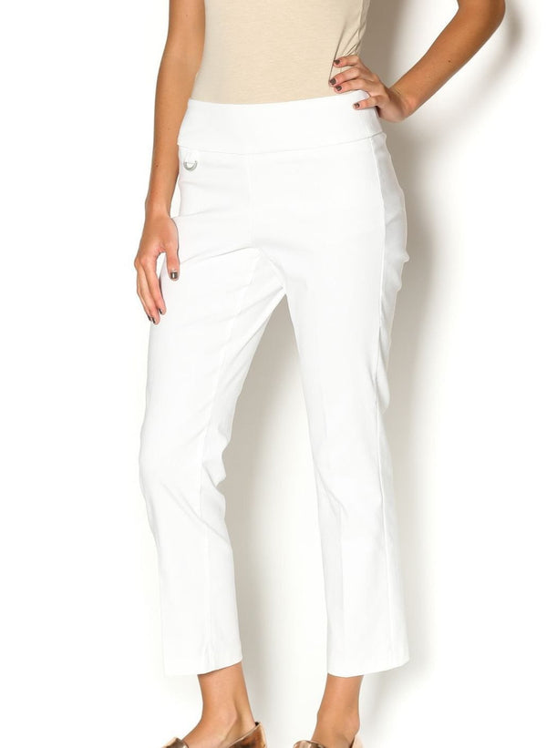 Lulu-B Women's Ankle Pant Pull-On Style
