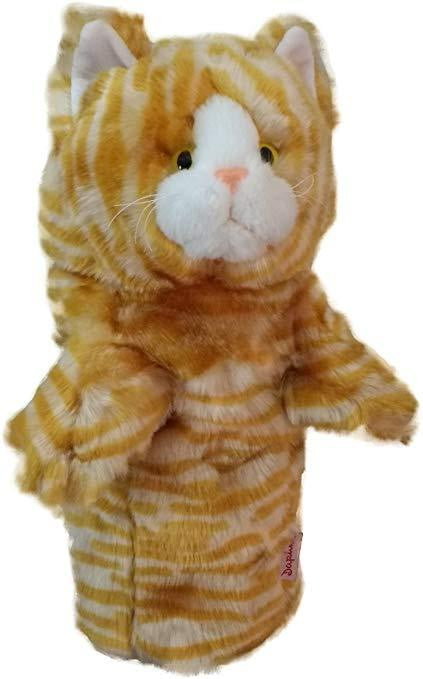Headcovers,Daphne's Headcovers,Daphne Tabby Cat,the-ladies-pro-shop-2,ladiesproshop,ladiesgolf,golfclothes,ladiesgolfclothes,cutegolfclothes,womensgolfclothes,ladiesgolfclothing,womensgolfclothing