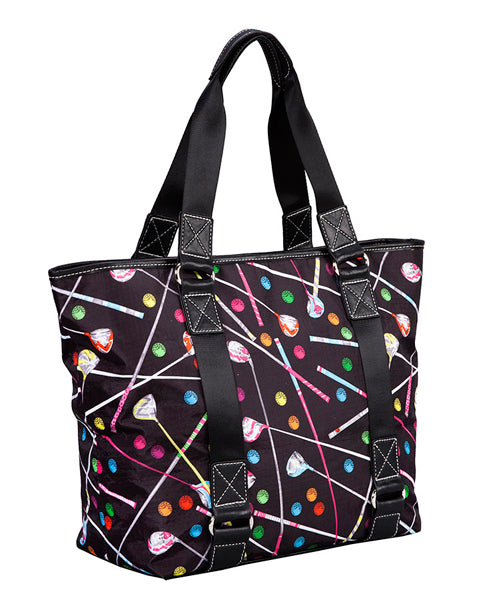 Sydney Love East West Tote-Driving Me Crazy