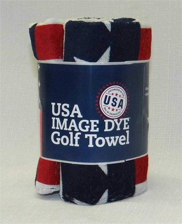 Devant USA Edge Bag Boy Golf Towel - USA | Devant