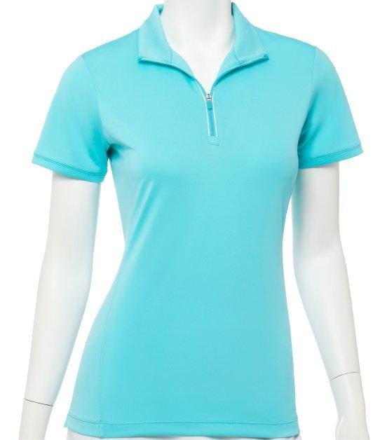 Shirts,EP Pro,EP Pro Basic Tour Tech Convertible Short Sleeved Shirt - Basic and Colors,the-ladies-pro-shop-2,ladiesproshop,ladiesgolf,golfclothes,ladiesgolfclothes,cutegolfclothes,womensgolfclothes,ladiesgolfclothing,womensgolfclothing