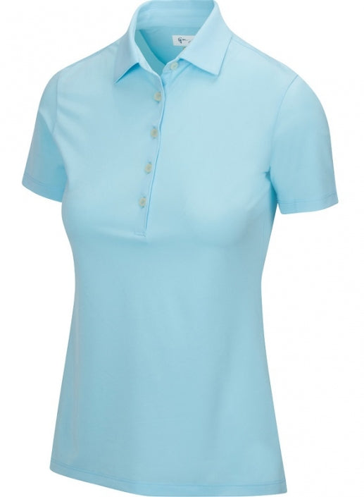 Greg Norman Women's NEW Solid Freedom Micro Pique Short Sleeved Shirt-13 Assorted Colors