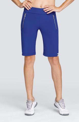 "the-ladies-pro-shop-2,Tail Portia 21"" Short - Lakestorm Blue,Tail,Shorts"