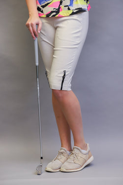 Pants,Jamie Sadock,Jamie Sadock Women's Skinnylicious 24.5 Pull-on Knee Capri's - Bisque,the-ladies-pro-shop-2,ladiesproshop,ladiesgolf,golfclothes,ladiesgolfclothes,cutegolfclothes,womensgolfclothes,ladiesgolfclothing,womensgolfclothing