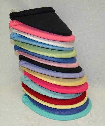 "Hats,Kate Lord,Kate Lord Lite 3.5"" Brim Visor -No Headache Coil,the-ladies-pro-shop-2,ladiesproshop"