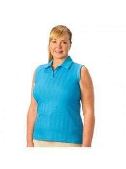 Shirts,Nancy Lopez,Nancy Lopez Solid Plus Grace Textured  Sleeveless Shirt-Shasta Turquoise,the-ladies-pro-shop-2,ladiesproshop,ladiesgolf,golfclothes,ladiesgolfclothes,cutegolfclothes,womensgolfclothes,ladiesgolfclothing,womensgolfclothing