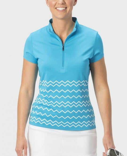 Shirts,Nancy Lopez,Nancy Lopez PLUS Warrior Short Sleeved Shirt,the-ladies-pro-shop-2,ladiesproshop,ladiesgolf,golfclothes,ladiesgolfclothes,cutegolfclothes,womensgolfclothes,ladiesgolfclothing,womensgolfclothing