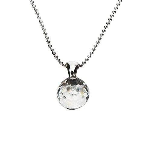 Necklaces,Navika,Navika Swarovski Crystal Golf Ball Necklace,the-ladies-pro-shop-2,ladiesproshop,ladiesgolf,golfclothes,ladiesgolfclothes,cutegolfclothes,womensgolfclothes,ladiesgolfclothing,womensgolfclothing