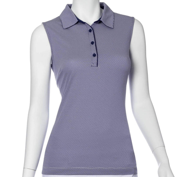 Shirts,EP Pro,EP Pro Tour Tech Geometric Jacquard Sleeveless Shirt-Available in 5 Colors!,the-ladies-pro-shop-2,ladiesproshop