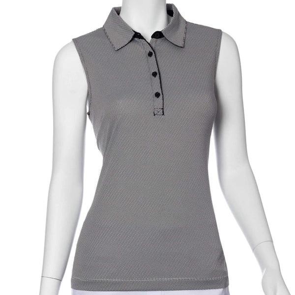 Shirts,EP Pro,EP Pro Tour Tech Geometric Jacquard Sleeveless Shirt-Available in 5 Colors!,the-ladies-pro-shop-2,ladiesproshop,ladiesgolf,golfclothes,ladiesgolfclothes,cutegolfclothes,womensgolfclothes,ladiesgolfclothing,womensgolfclothing
