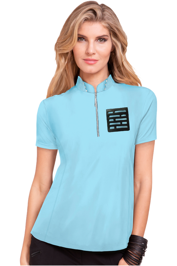 Jamie Sadock Shockwave Women's Short Sleeve Polo Shirt