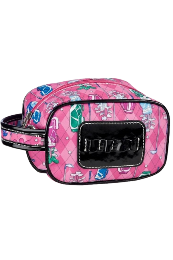 Sydney Love Pink Golf Ladies Mini Caddy Bag