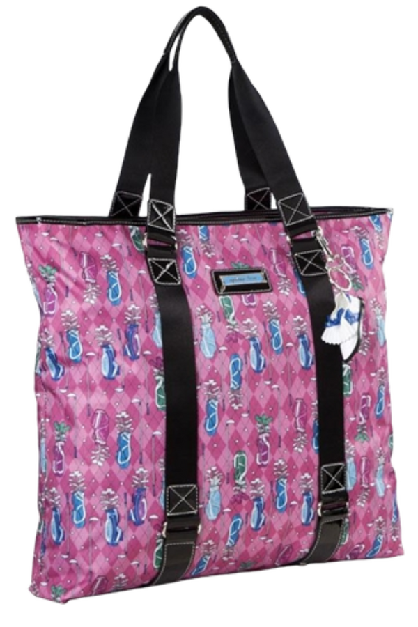 Sydney Love Pink Golf Day Tote