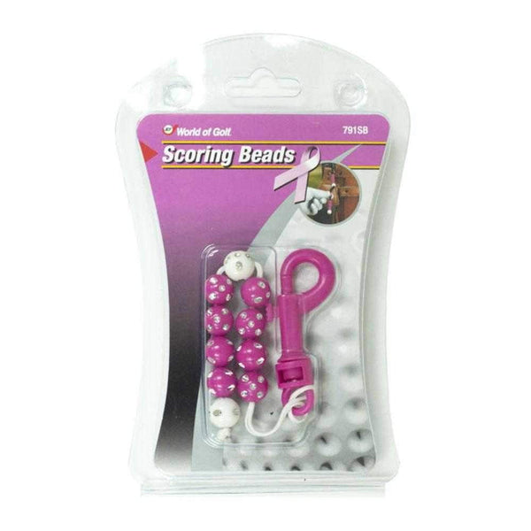 Stroke Counters,Golf Gifts,Golf Gifts Pink Scoring Beads,the-ladies-pro-shop-2,ladiesproshop