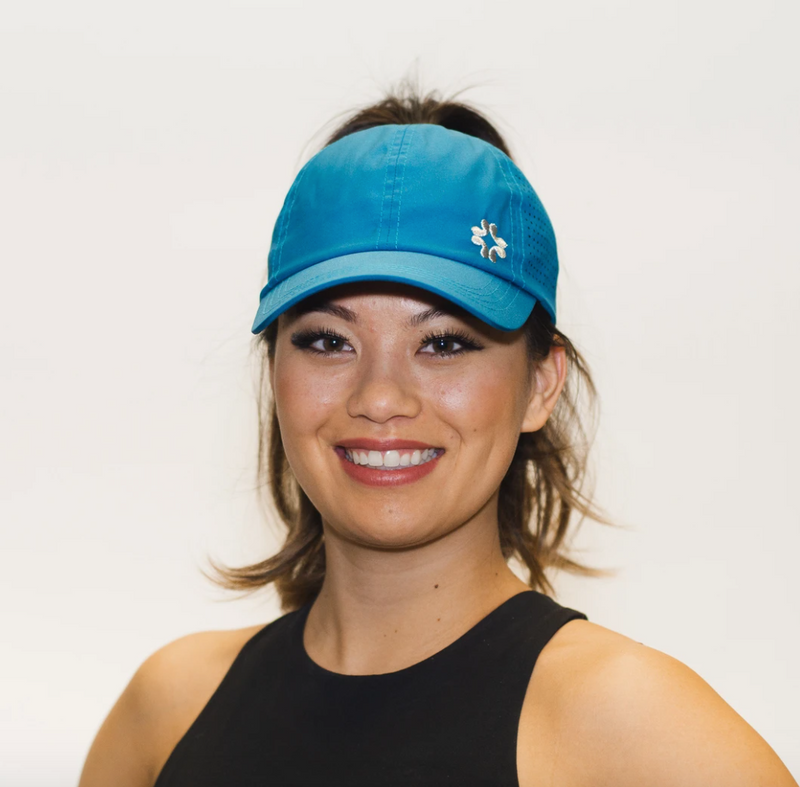 VimHue NEW Women's Fit Lightweight Caps with Pony Opening-X Boyfriend Style-9 Beautiful Colors!