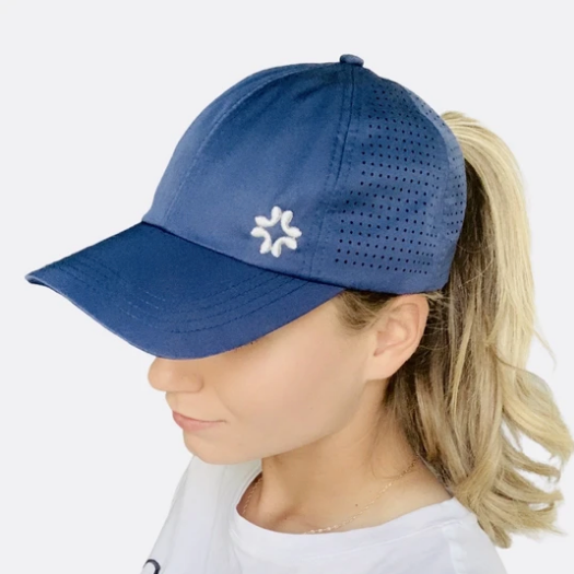 VimHue Women's NEW Lightweight Fit Caps with Pony Opening-Sun Goddess Style-9 Beautiful Colors!