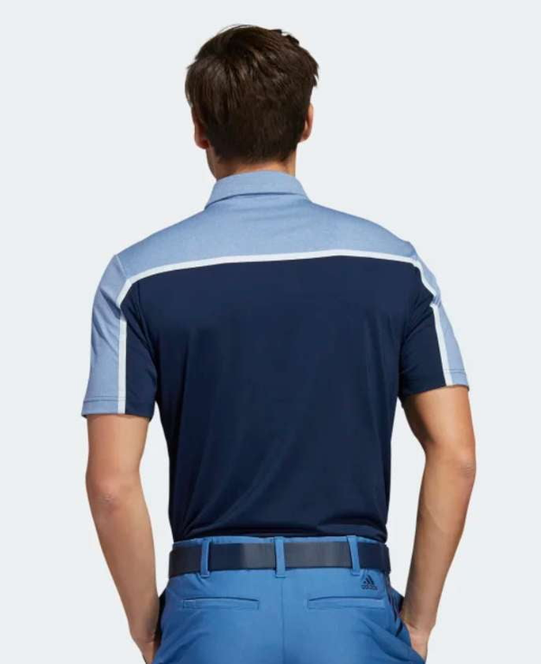 Shirts,Adidas,Men's Adidas Ultimate Color Block Polo Shirt,the-ladies-pro-shop-2,ladiesproshop,ladiesgolf,golfclothes,ladiesgolfclothes,cutegolfclothes,womensgolfclothes,ladiesgolfclothing,womensgolfclothing