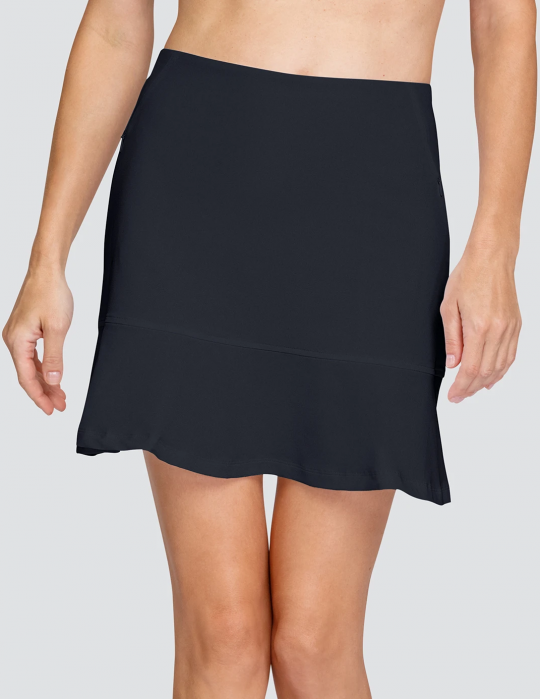 "Tail Activewear Allure 19.5"" Golf Skort-Black, White, and Navy"