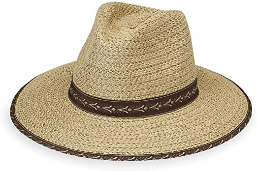 the-ladies-pro-shop-2,Wallaroo Hat Unisex Cabo Adjustable Straw Hat,Wallaroo Hat,Hats