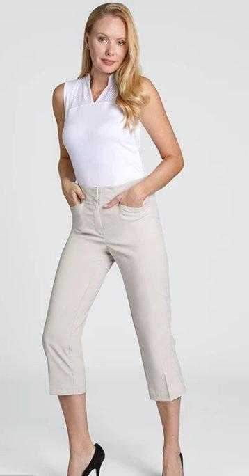 Tail Basic Classic Tech Lightweight Capri Pants-3 Basic Colors | Tail