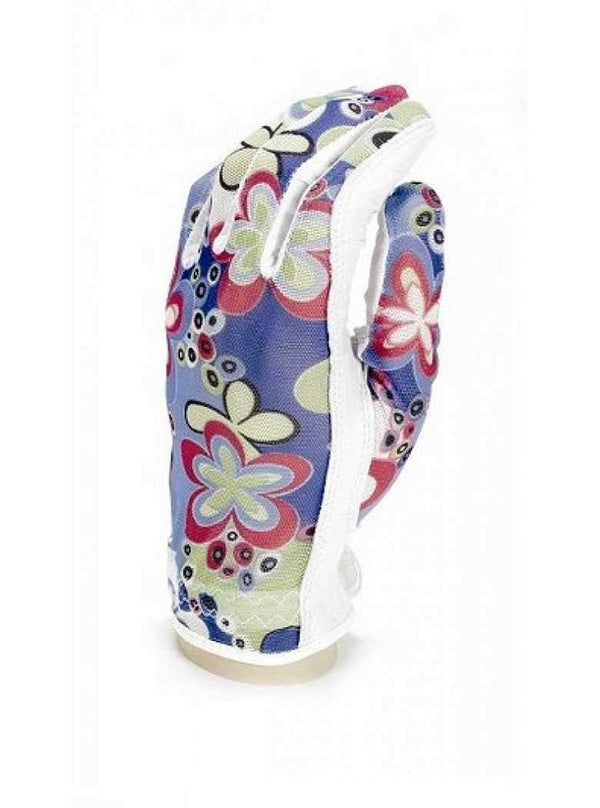 Evertan Designer Printed Golf Gloves(Blues) - 7 Prints | The Ladies Pro Shop