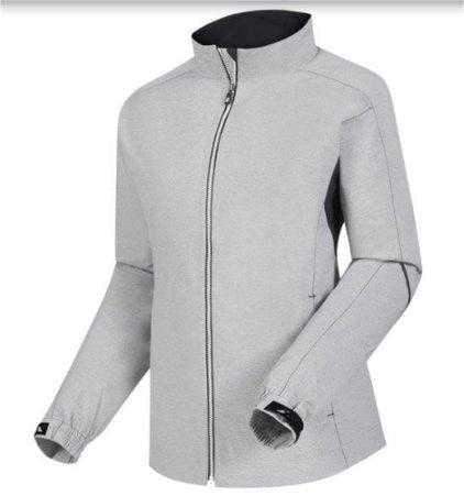 Rainwear,FootJoy,FJ HydroLite Rain Jacket - Grey,the-ladies-pro-shop-2,ladiesproshop,ladiesgolf,golfclothes,ladiesgolfclothes,cutegolfclothes,womensgolfclothes,ladiesgolfclothing,womensgolfclothing