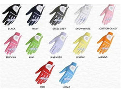 Golf Gloves,HJ,HJ Women's Fashion All Weather Golf Gloves-LEFT Hand - 10 Colors,the-ladies-pro-shop-2,ladiesproshop
