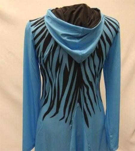 Dress,Jamie Sadock,Jamie Sadock Sunsense Women's Zebra Print Hoodie Dress- 2 Colors,the-ladies-pro-shop-2,ladiesproshop,ladiesgolf,golfclothes,ladiesgolfclothes,cutegolfclothes,womensgolfclothes,ladiesgolfclothing,womensgolfclothing