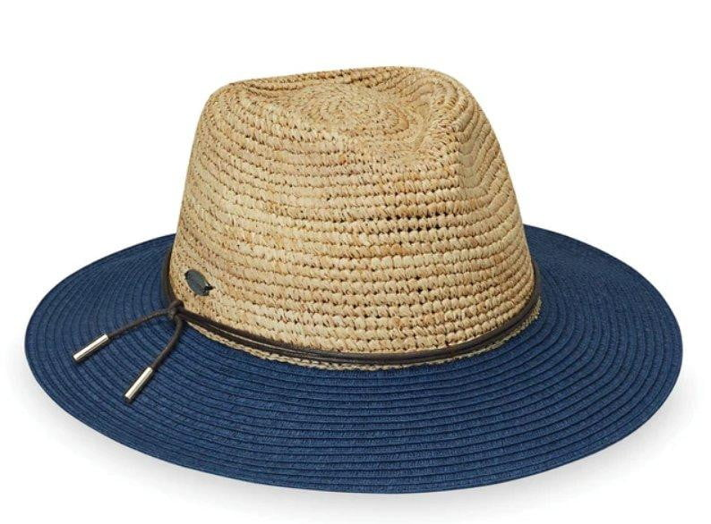Hats,Wallaroo Hat,Wallaroo Laguna Two Tone Straw Hat- 2 Colors,the-ladies-pro-shop-2,ladiesproshop,ladiesgolf,golfclothes,ladiesgolfclothes,cutegolfclothes,womensgolfclothes,ladiesgolfclothing,womensgolfclothing