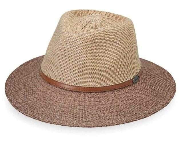 Hats,Wallaroo Hat,Wallaroo Monroe Two Tone Sun Protection Hat,the-ladies-pro-shop-2,ladiesproshop,ladiesgolf,golfclothes,ladiesgolfclothes,cutegolfclothes,womensgolfclothes,ladiesgolfclothing,womensgolfclothing