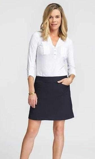 "Skort,Tail,Tail Basic Pull On Styling Fit Stretch Woven 18"" Skort,the-ladies-pro-shop-2,ladiesproshop,ladiesgolf,golfclothes,ladiesgolfclothes,cutegolfclothes,womensgolfclothes,ladiesgolfclothing,womensgolfclothing"