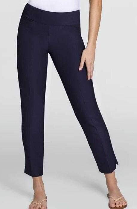 Pants,Tail,Tail Basic Pull On Solid Stretch Woven Ankle Pant,the-ladies-pro-shop-2,ladiesproshop,ladiesgolf,golfclothes,ladiesgolfclothes,cutegolfclothes,womensgolfclothes,ladiesgolfclothing,womensgolfclothing