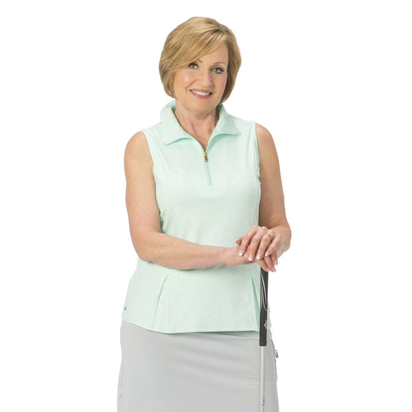 Shirts,Nancy Lopez,Nancy Lopez PLUS Shine Sleeveless Shirt,the-ladies-pro-shop-2,ladiesproshop,ladiesgolf,golfclothes,ladiesgolfclothes,cutegolfclothes,womensgolfclothes,ladiesgolfclothing,womensgolfclothing