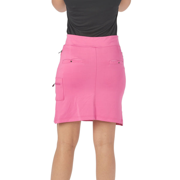 Skort,Nancy Lopez,NANCY LOPEZ GOLF CLUB Knit Pull On SKORT Hot Pink,the-ladies-pro-shop-2,ladiesproshop,ladiesgolf,golfclothes,ladiesgolfclothes,cutegolfclothes,womensgolfclothes,ladiesgolfclothing,womensgolfclothing