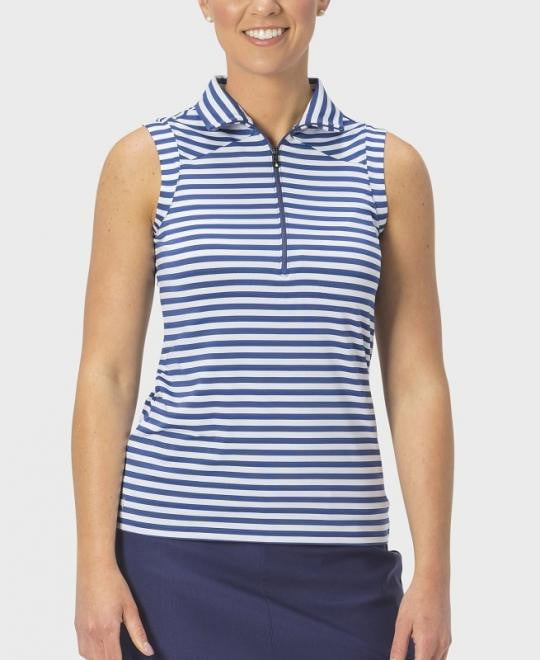 Shirts,Nancy Lopez,Nancy Lopez PLUS Flight Striped Sleeveless Shirt,the-ladies-pro-shop-2,ladiesproshop,ladiesgolf,golfclothes,ladiesgolfclothes,cutegolfclothes,womensgolfclothes,ladiesgolfclothing,womensgolfclothing