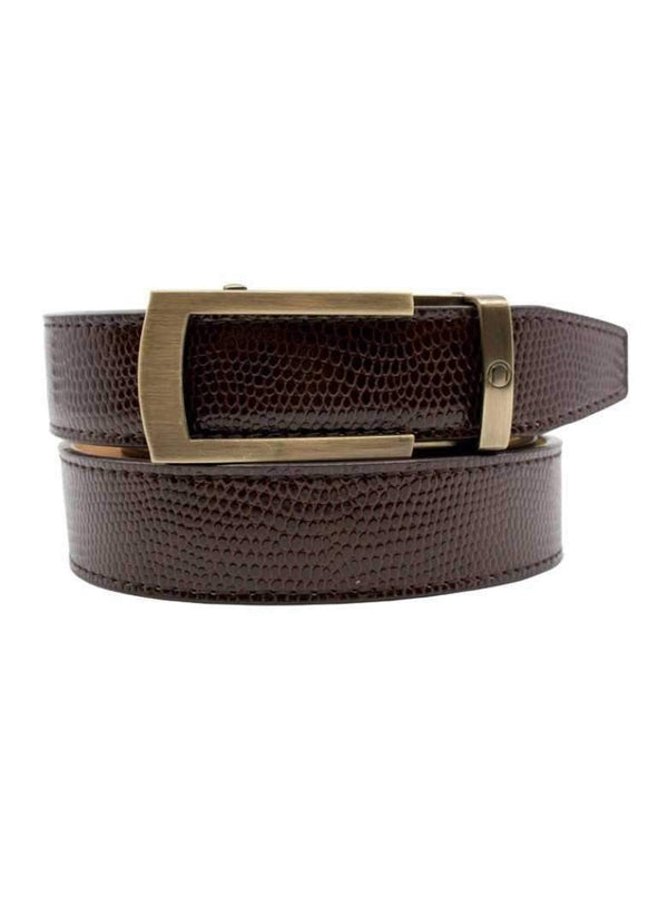 "Nexbelt Legardo Ladies 1"" Leather Textured Belt-ONE SIZE FITS ALL - the-ladies-pro-shop-2"