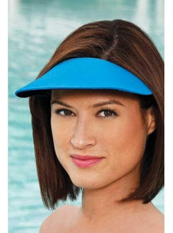"Hats,No Headache,No Headache Original Square 3.5"" Brimmed Visor,the-ladies-pro-shop-2,ladiesproshop,ladiesgolf,golfclothes,ladiesgolfclothes,cutegolfclothes,womensgolfclothes,ladiesgolfclothing,womensgolfclothing"
