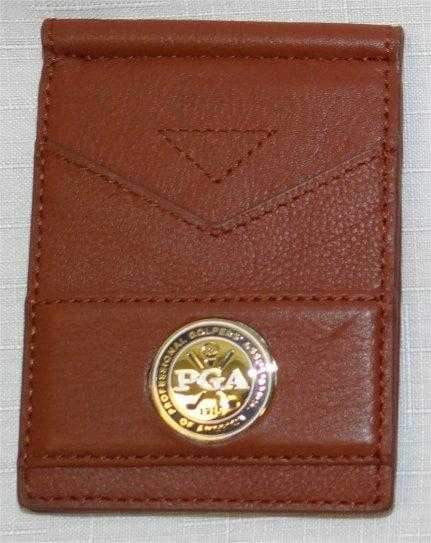 Wallets,Ahead,Ahead PGA Tour Embellished Leather Money Clip Wallet,the-ladies-pro-shop-2,ladiesproshop
