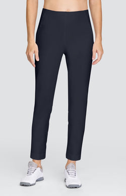 Tail Activewear Allure Ankle Pant-Black and Navy