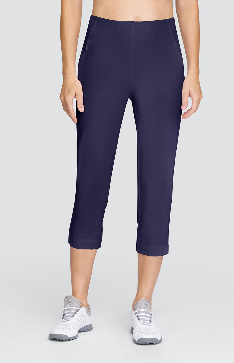 Tail Activewear Allure Capri Pant-Black, White, and Navy