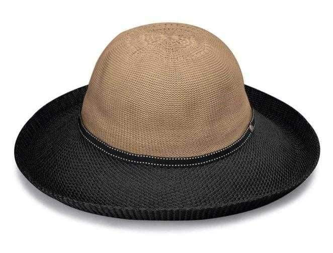 Hats,Wallaroo Hat,Wallaroo Victoria Two-Toned Women's Sun Protection Hat,the-ladies-pro-shop-2,ladiesproshop