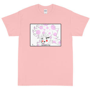 Roséya's Tears in Color Men's Short Sleeve T-Shirt