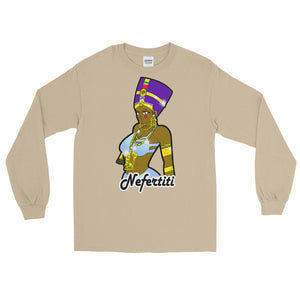 Nefertiti Men's Long Sleeve T-Shirt