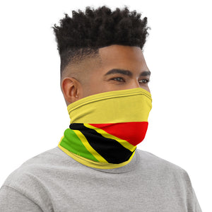 Alkebulan Flag Neck Gaiter
