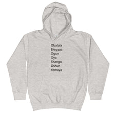 Load image into Gallery viewer, 7 Orishas Kids Hoodie